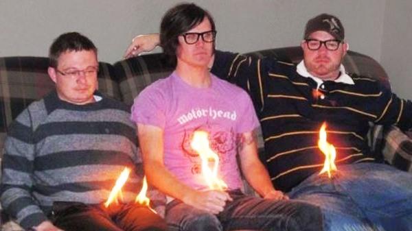 crotch fire